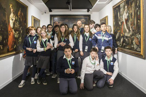 BmsB_2014/15_Visita_Palazzo Martinengo & Metrò